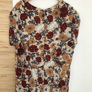 ASOS Curve Dresses - ASOS CURVE skater dress, cool floral print